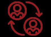 USC Annenberg Collaborate Icon 2021.1 Red