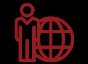 USC Annenberg DEIA Icon 2021.1 Red